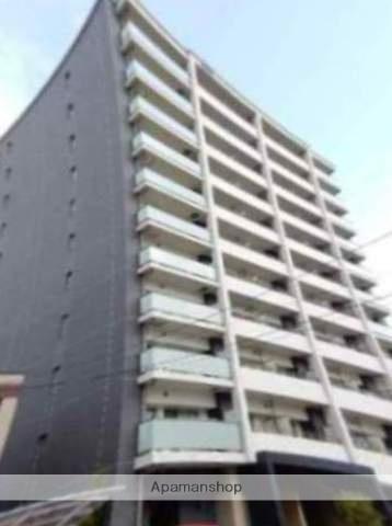 岡山県岡山市北区、備前三門駅徒歩13分の築3年 11階建の賃貸マンション