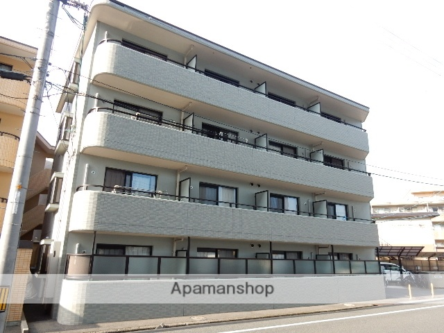 岡山県岡山市北区、岡山駅徒歩19分の築11年 4階建の賃貸マンション