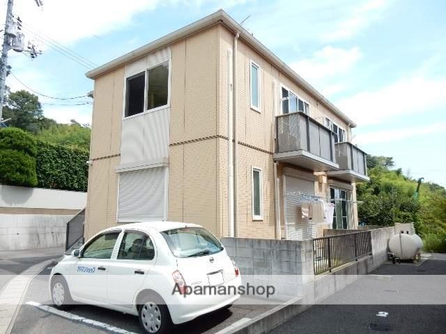 岡山県岡山市中区、西川原駅徒歩73分の築12年 2階建の賃貸アパート