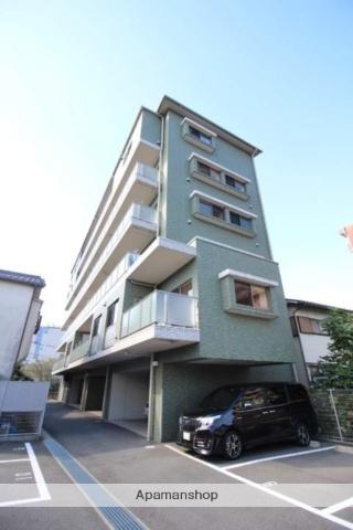 岡山県岡山市中区、岡山駅徒歩30分の築4年 6階建の賃貸マンション