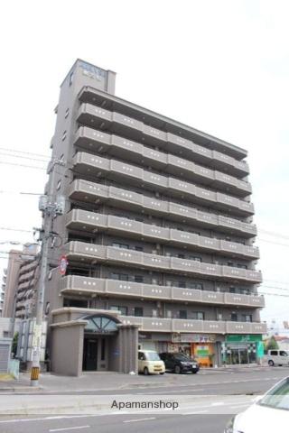 岡山県岡山市北区、岡山駅徒歩31分の築15年 9階建の賃貸マンション