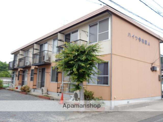 岡山県岡山市中区、高島駅徒歩16分の築30年 2階建の賃貸アパート