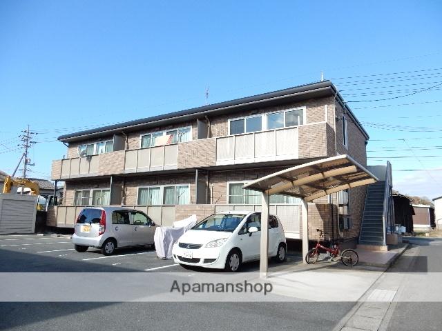 岡山県都窪郡早島町、早島駅徒歩10分の築10年 2階建の賃貸アパート