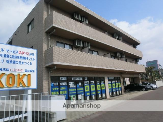 岡山県岡山市北区、岡山駅徒歩31分の築10年 3階建の賃貸マンション