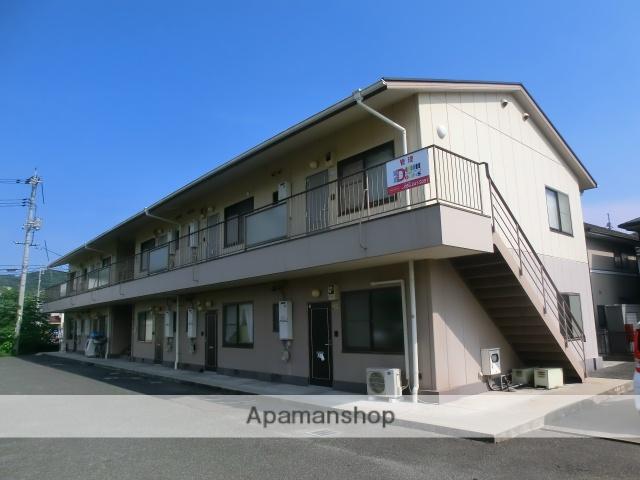 岡山県岡山市北区、備前原駅徒歩41分の築21年 2階建の賃貸アパート