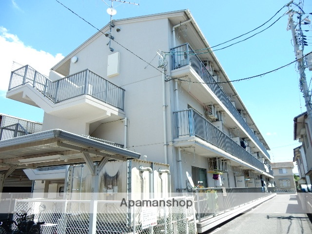 岡山県岡山市北区、北長瀬駅徒歩50分の築16年 3階建の賃貸マンション