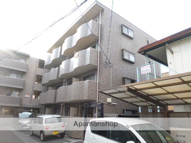 岡山県岡山市北区、岡山駅徒歩20分の築17年 4階建の賃貸マンション