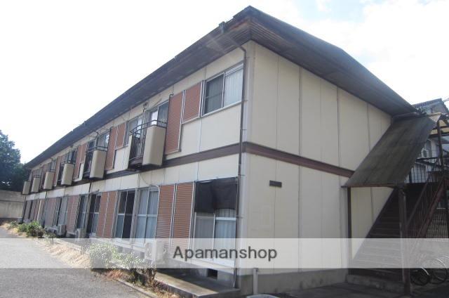 岡山県岡山市中区、西川原駅徒歩17分の築36年 2階建の賃貸アパート