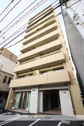 岡山県岡山市北区、県庁通り駅徒歩7分の新築 10階建の賃貸マンション