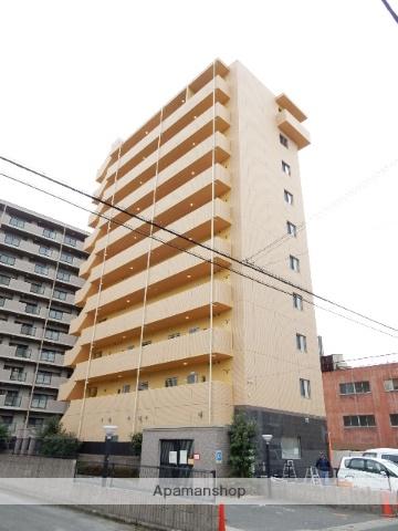 岡山県岡山市中区、中納言駅徒歩11分の築2年 10階建の賃貸マンション