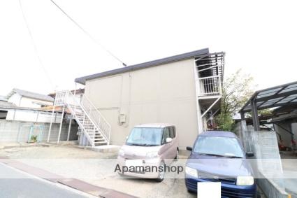 岡山県岡山市南区、備前西市駅徒歩17分の築39年 4階建の賃貸マンション
