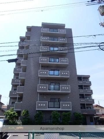 岡山県岡山市中区、小橋駅徒歩16分の築14年 8階建の賃貸マンション