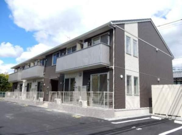 岡山県岡山市北区、備前三門駅徒歩11分の新築 2階建の賃貸アパート