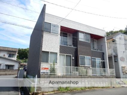 岡山県岡山市北区、法界院駅徒歩15分の新築 2階建の賃貸アパート