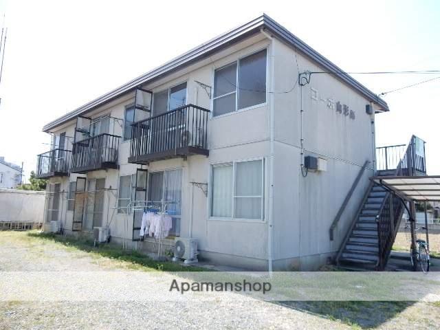 岡山県岡山市北区、北長瀬駅徒歩22分の築32年 2階建の賃貸アパート