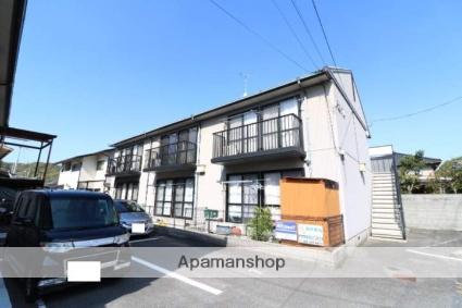 岡山県玉野市、常山駅徒歩43分の築21年 2階建の賃貸アパート