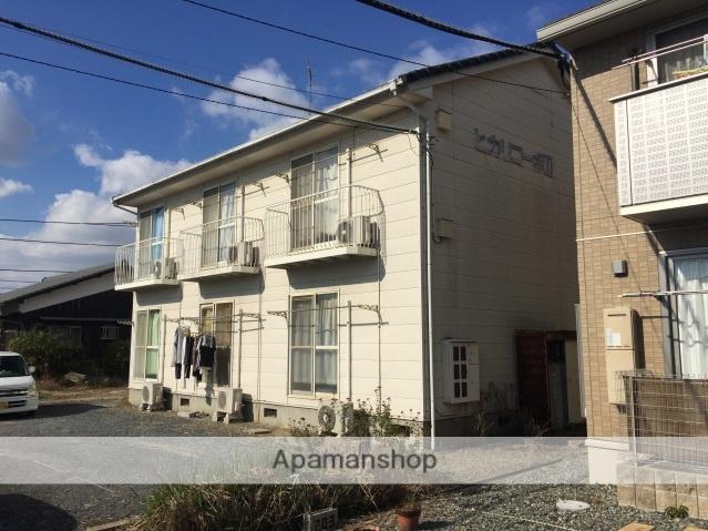岡山県岡山市北区、北長瀬駅徒歩10分の築23年 2階建の賃貸アパート