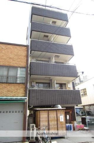 岡山県岡山市北区、岡山駅徒歩5分の築21年 6階建の賃貸マンション