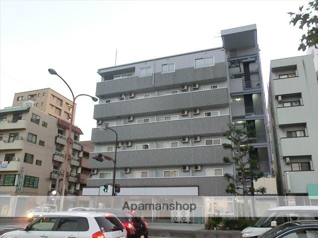 岡山県岡山市北区、岡山駅徒歩16分の築19年 6階建の賃貸マンション