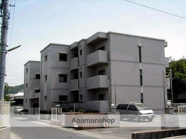 岡山県岡山市中区、西川原駅徒歩18分の築27年 3階建の賃貸マンション