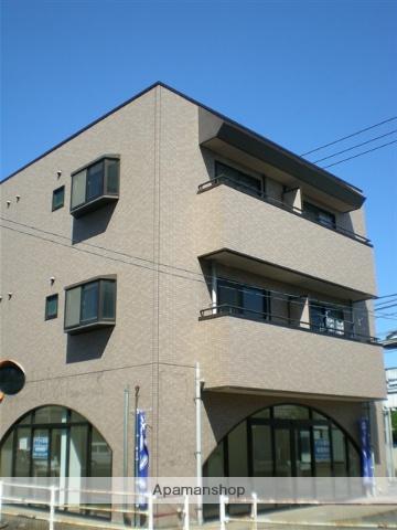 岡山県岡山市中区、西川原駅徒歩23分の築18年 3階建の賃貸マンション