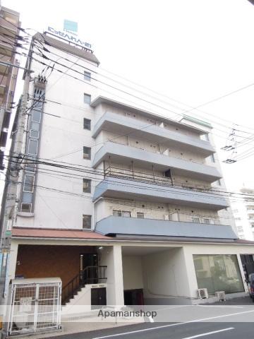 岡山県岡山市北区、岡山駅徒歩12分の築35年 6階建の賃貸マンション