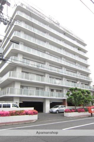岡山県岡山市北区、岡山駅徒歩11分の築31年 12階建の賃貸マンション
