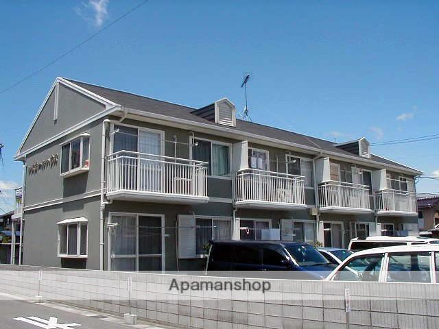 岡山県岡山市中区、西川原駅徒歩10分の築20年 2階建の賃貸アパート