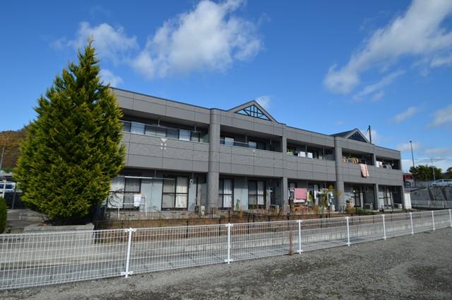 岡山県岡山市北区、野々口駅徒歩4分の築11年 2階建の賃貸アパート
