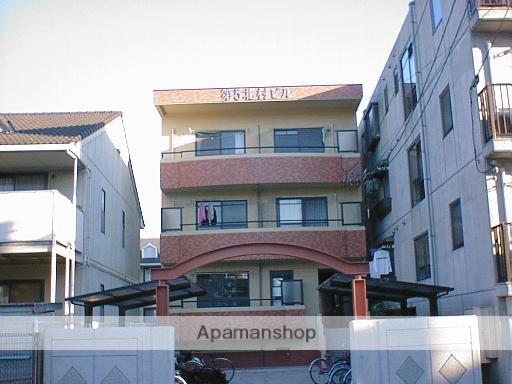 岡山県岡山市北区、法界院駅徒歩11分の築17年 3階建の賃貸マンション