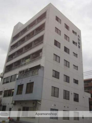 岡山県岡山市北区、大元駅徒歩15分の築43年 7階建の賃貸マンション