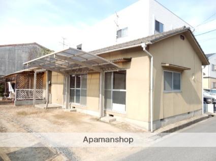 岡山県岡山市南区の築48年 1階建の賃貸一戸建て