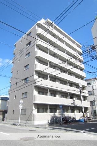 岡山県岡山市北区、岡山駅徒歩12分の築12年 8階建の賃貸マンション