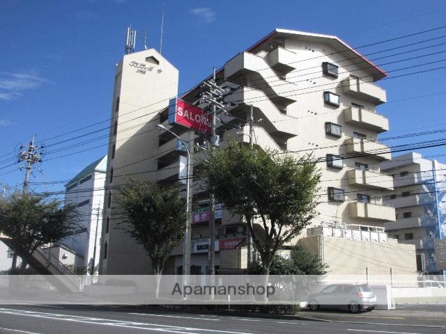 岡山県岡山市北区、北長瀬駅徒歩15分の築26年 7階建の賃貸マンション