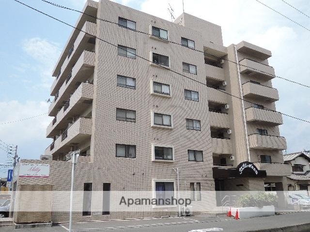 岡山県岡山市北区、大元駅徒歩13分の築28年 6階建の賃貸マンション