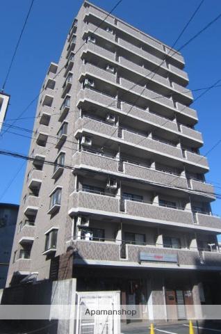 岡山県岡山市北区、岡山駅徒歩21分の築19年 10階建の賃貸マンション