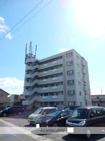 岡山県岡山市北区、北長瀬駅徒歩20分の築21年 6階建の賃貸マンション