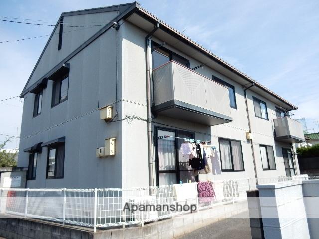 岡山県岡山市中区、東岡山駅徒歩45分の築20年 2階建の賃貸アパート
