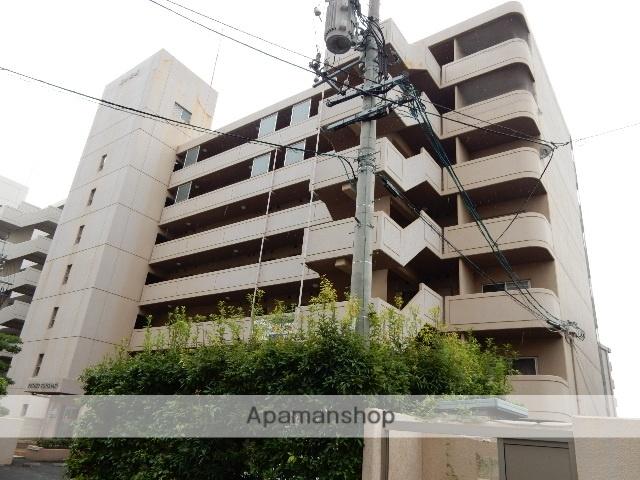 岡山県岡山市南区、大元駅徒歩40分の築31年 7階建の賃貸マンション