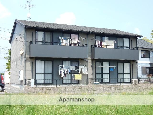 岡山県岡山市北区、北長瀬駅徒歩25分の築14年 2階建の賃貸アパート