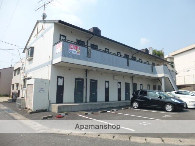 岡山県岡山市中区、岡山駅徒歩37分の築22年 2階建の賃貸マンション