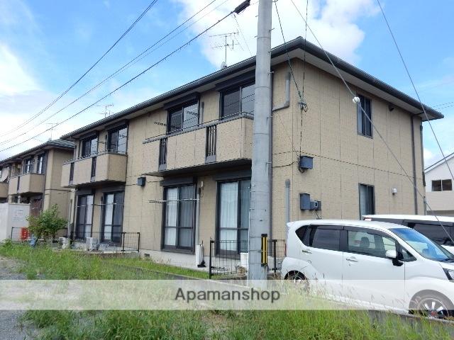 岡山県岡山市東区、熊山駅徒歩46分の築15年 2階建の賃貸アパート