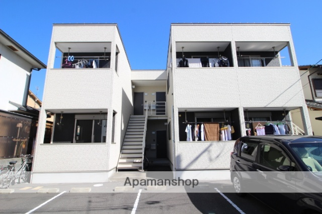 岡山県岡山市南区、備前西市駅徒歩35分の築4年 2階建の賃貸アパート