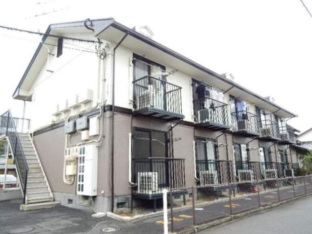 岡山県岡山市北区、北長瀬駅徒歩19分の築19年 2階建の賃貸アパート