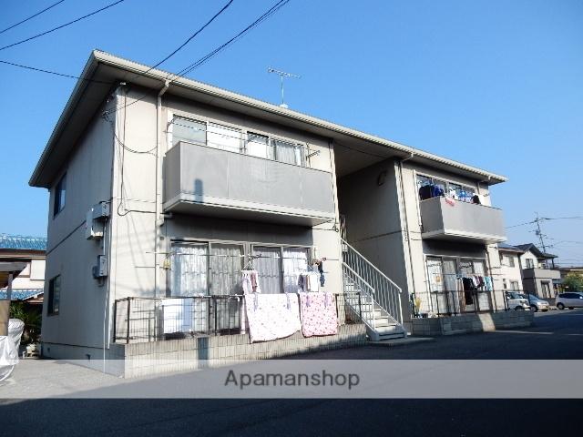 岡山県岡山市北区、北長瀬駅徒歩63分の築15年 2階建の賃貸アパート