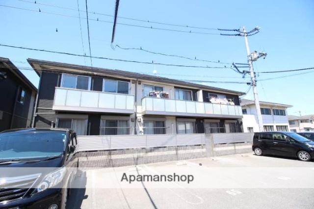 岡山県岡山市中区、岡山駅徒歩57分の築3年 2階建の賃貸アパート