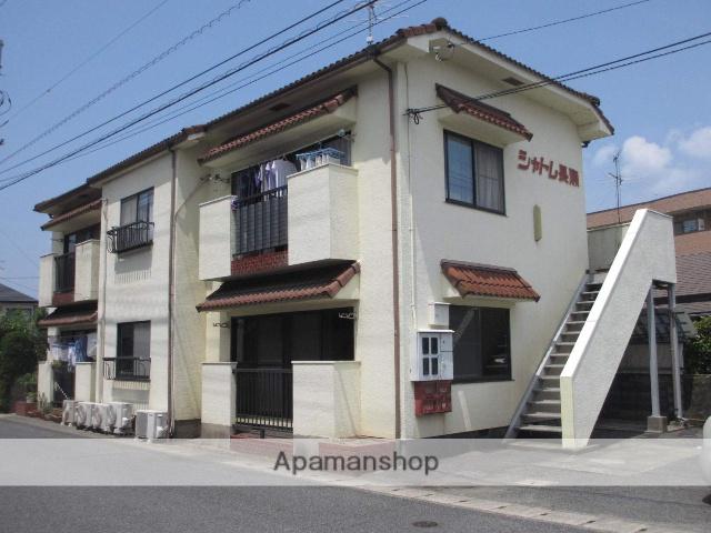 岡山県岡山市北区、北長瀬駅徒歩18分の築34年 2階建の賃貸アパート