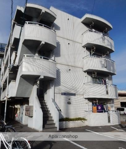 岡山県岡山市中区、西川原駅徒歩2分の築21年 2階建の賃貸アパート