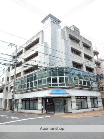 岡山県岡山市北区、郵便局前駅徒歩5分の築26年 6階建の賃貸マンション