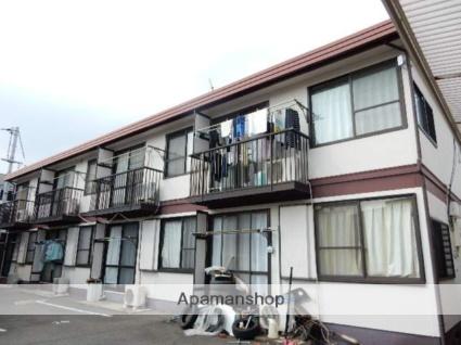 岡山県岡山市北区、北長瀬駅徒歩10分の築28年 2階建の賃貸アパート
